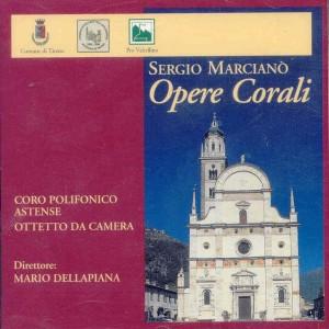 Sergio Marcianò - opere corali 1